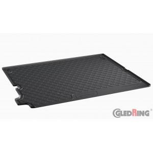 Резиновый коврик в багажник Gledring для Peugeot 5008 (mkII) 2017> (trunk)