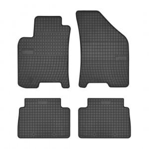 Резиновые коврики для Chevrolet Lacetti (mkI); Daewoo Nubira (mkI) 2003-2009  Frogum