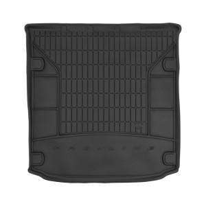Резиновый коврик в багажник для SsangYong Rexton (5 мест)(mkII) 2017→ (багажник) Frogum