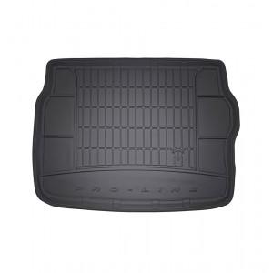 Резиновый коврик в багажник для Opel Astra G (хетчбек)(mkII) 1998-2009 (без доп. грузовой полки) Frogum