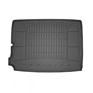 Резиновый коврик в багажник дляPeugeot 5008 (mkII) 2017→ (без доп. грузовой полки)(багажник) Frogum
