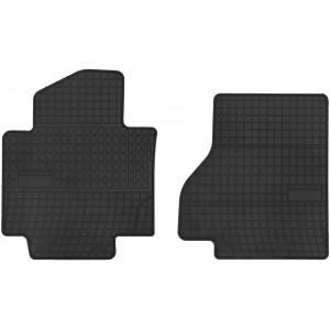 Резиновые коврики Frogum для Nissan e-NV200 (mkI) 2014→