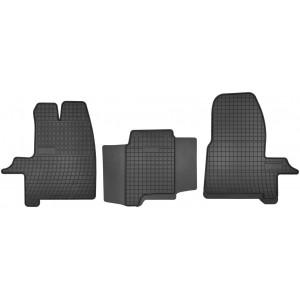 Резиновые коврики Frogum для Ford Transit / Tourneo Custom (1 ряд) 2012→