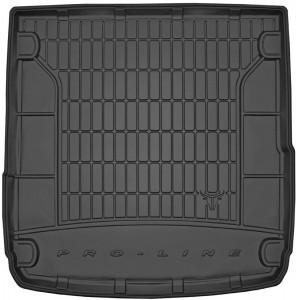 Резиновый коврик в багажникFrogum для Audi A4/S4/RS4 (универсал)(B9) 2016→