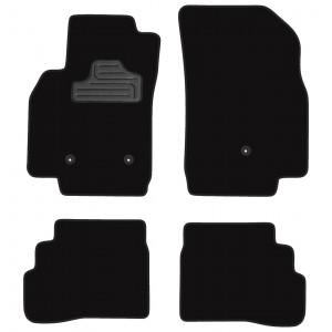 Текстильные коврики Pro-Eco для Chevrolet Spark (mkIV); Opel Karl (mkI) 2015→