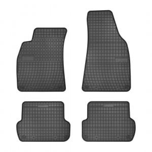 Резиновые коврики для Audi A4 (B6-B7) 2000-2007; Seat Exeo (mkI) 2008-2013 Frogum