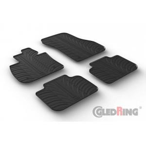 Резиновые коврики Gledring для BMW X2 (F39) 2018>