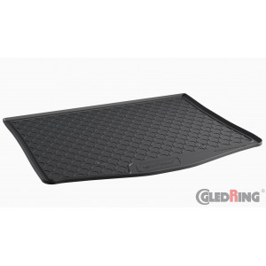 Резиновые коврики в багажник Gledring для Ford Grand C-Max (5 seats) 2011> (trunk)