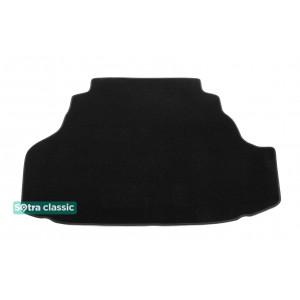 Коврик в багажник Lexus ES (GSV40)(mkV) 2006-2012 - текстиль Classic 7mm Black Sotra