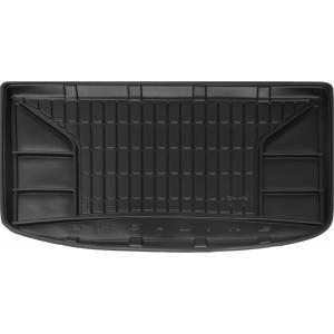 Резиновый коврик в багажникFrogum Pro-Line для Mercedes-Benz A-Class (W176) 2012-2018 (без двухуровневого пола)(багажник)