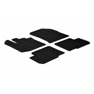 Резиновые коврики Gledring для Renault / Dacia Lodgy 2012>