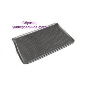 Коврик в багажник Москвич 2126 /Орбита/ твердый Norplast
