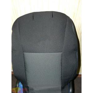 Чехлы сиденья Toyota Rav 4 с 2013 Элегант - модель Classic
