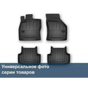 Резиновые коврики Frogum Proline 3D для Audi A7/S7/RS7 (mkII) 2018->