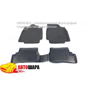 Ковры салона Mazda 3 2013- (3D) - Petroplast