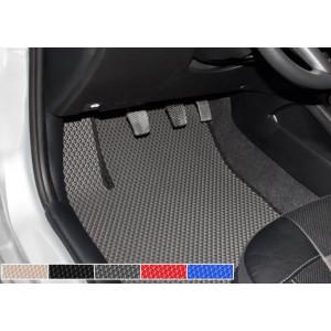 Коврики AUDI Q7 2005-2014 - из полимера - EVA