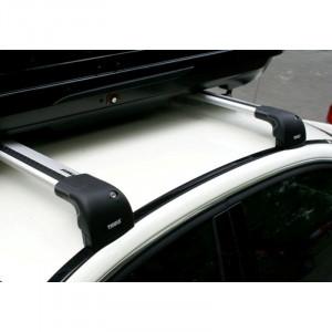 Багажник Hyundai Accent 5-дв. хетчбек 2012- Thule WingBar Edge (TH-9592; TH-3068)