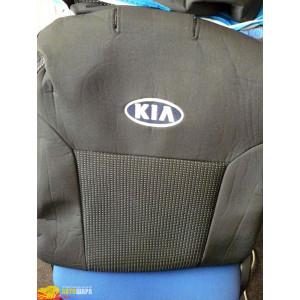 Чехлы сиденья Kia Cerato Koup с 2009 г Элегант - модель Classic