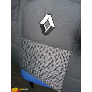 Чехлы сиденья RENAULT Megane II хетчбек c 2006 г Элегант - модель Classic