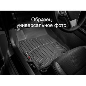 Ковры салона  Volkswagen Amarok 2009-14 с бортиком, черный передний правый - Weathertech