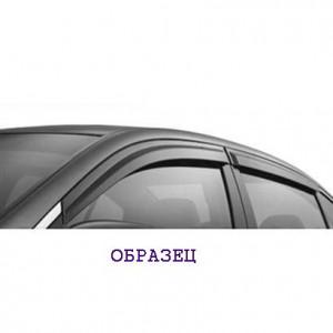 Дефлекторы окон Citroen Berlingo 1996-2007 (вставные) - HIC