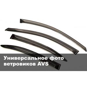 Дефлекторы окон  Lincoln Navigator 1997- 4 шт - AVS