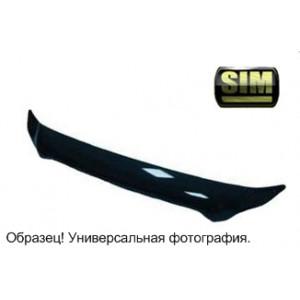 Дефлектор капота MAZDA 3, 13- - SIM