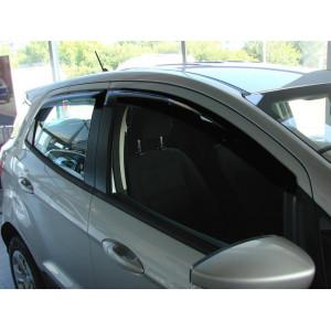 Дефлекторы окон 4 Door Mazda 3 2019->, NLD.SMAMA31932S - Novline