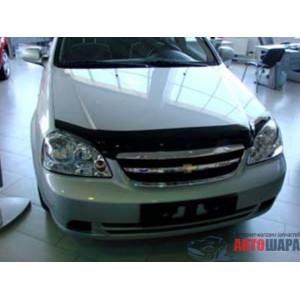 Дефлктор капота Chevrolet LACETTI седан, универсал 2004- - SIM