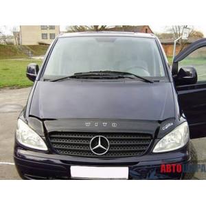 Дефлектор капота Mercedes-Benz Vito с 2003 г.в. - VipTuning