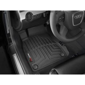 Коврики в салон Audi A4/S4/RS4 02-2009 Черные передние 441941 WeatherTech