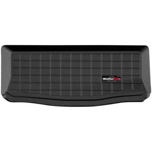 Коврик в багажник Tesla Model S 12-2015 Черный 40569 WeatherTech