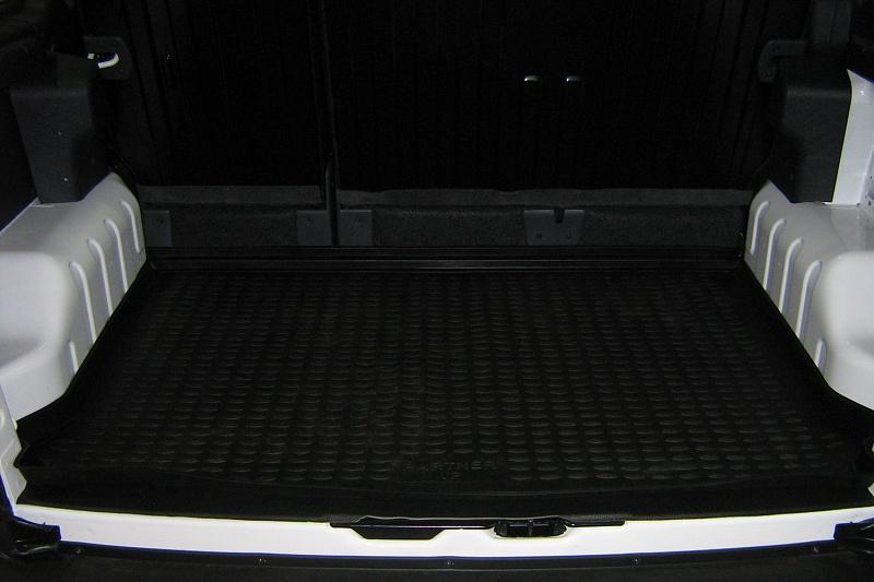peugeot expert ковер в багажник